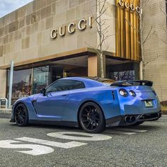 Sign on the ground is either telling me I'm slow or to slow down Nissan Gtr Nismo, Nissan Gtr Skyline, Rims For Cars, Sweet Cars, Jdm Cars, Motor Car, Cool Cars, Dream Cars, Car Car