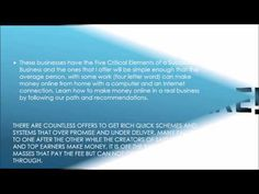 How to Make Money Online in a Real Business in the Health and Wellness Industry | Ken Kinstle's Personal Website