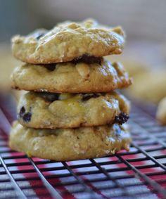 The Art of Comfort Baking: Banana Oatmeal Chocolate Chip Cookies