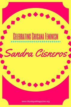 """I'm sure many of you all have heard of Sandra Cisneros. She's the one whowrote The House on Mango Street, a collection of """"vignettes"""" about a young Hispanic girl living in…"""