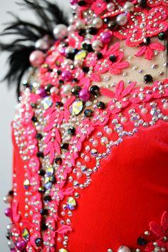 Tanečný kostým. Solo disco dance costume. #dance #dancecostume #discodance #tanec #fashion #dancesport #swarovski #tanecny #kostymy