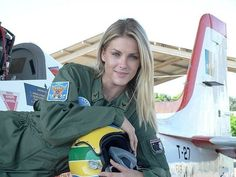 Female Air Force Fighter Pilots. Hats Off To you Women of the Skies ... #aviationpilotaviatorhat