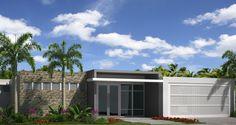 1000 images about our new home on pinterest modern for Fachadas de casas modernas puerto rico