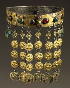 Necklace, Bulgaria, late 19th or early 20th century. Given by Mercia ...304 x 380 | 39.5 KB | www.britishmuseum.org