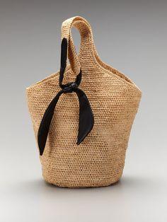crochet bag by Helen Kaminski
