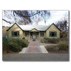 Colony House, Atascadero, CA Postcard