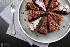 Saras Cupcakery: Ohne Schokolade - ohne mich! {Schokoladenkuchen ohne Mehl}