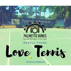 Palmetto Dunes Summer Instagram Challenge!