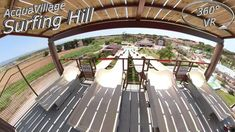 Acqua Village Cecina 2019 Surfing Hill 360° VR Onslide Lost Frequencies, Music Clips, Vr, Surfing, Surf, Surfs Up, Surfs
