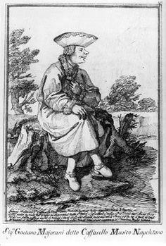 Caffarelli o Caffariello, pseudonimo di Gaetano Majorano (Bitonto,12 aprile 1710-Napoli, 31 gennaio 1783),è stato un cantante castrato italiano del XVIII secolo.Gaetano Majorano was an Italian castrato and opera singer, who performed under the stage name Caffarelli. Like Farinelli,Caffarelli was a student of Nicola Porpora.