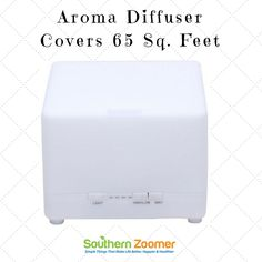 This�Ultrasonic�Aromatherapy Essential Oil Diffuser�is ideal for the home (kitchen, bedroom, nursery), an office or even a spa.