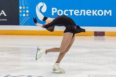 Yulia Lipnitskaya SP at 2015 Russia National Championships