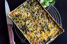 Une recette inratable de Tarte aux blettes toute bête Thermomix sur Yummix • Le blog culinaire dédié au Thermomix !