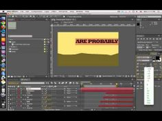 ▶ After Effects tutorial - Ford F150 commercial, text only - Part 3 of 6 - YouTube