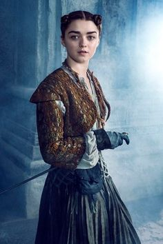 Arya Stark (Maisie Williams): Game of Thrones