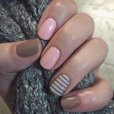 Pirouette and Coffee Shoppe five free lacquer layered with White Stripe wrap https://gwenbrantley.jamberry.com/shop