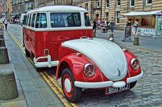 VW Camper Trailer