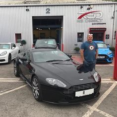Thanks to Darren for choosing RS Direct Specialist Cars for the purchase of his Aston Martin Vantage S we recently sold his son a GTR