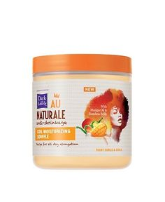 Dark and Lovely Au Naturale Anti-Shrinkage Coil Moisturizing Soufflé For Natural Black Hair