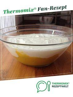 Mango Joghurt Ruck Zuck von salami4. Ein Thermomix ® Rezept aus der Kategorie Desserts auf www.rezeptwelt.de, der Thermomix ® Community.
