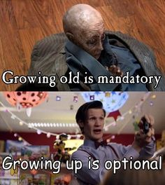 Like a Time Lord
