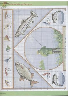 Gallery.ru / Фото #39 - Сross Stitch Gold № 39 - Tatiananik Gone fishing 4/4