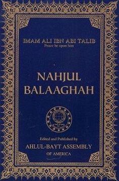 Nahj Al Balagha Pdf