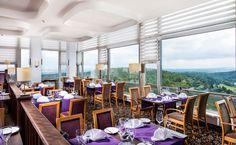 AZado Panorama Steakrestaurant AHORN Berghotel Friedrichroda in Friedrichroda, Thüringen