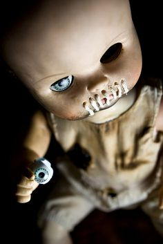 Macabre Doll 1   Flickr - Photo Sharing!