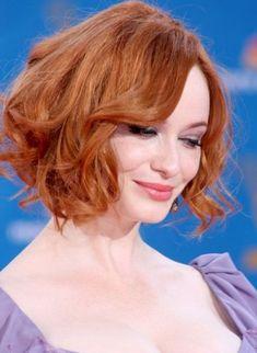 2014 Wavy, Curly Bob Haircuts for Short Hair | Popular Haircuts