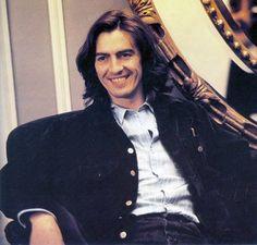 George Harrison (smile)