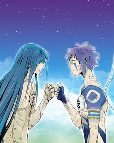 Kanda & Alma, hear that sound? That's the sound of my heart breaking