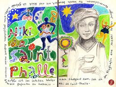 niki de saint phalle Jean Tinguely, French Sculptor, To My Mother, Winter, Heart, Illustration, Inspiration, Image, Women