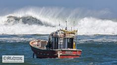 Massive waves in Port Nolloth, SA September 1, Sea Waves, South Africa, Boat, Ocean Waves, Boats