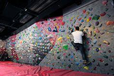 Hone your rock climbing skills at Tokyo's top bouldering walls