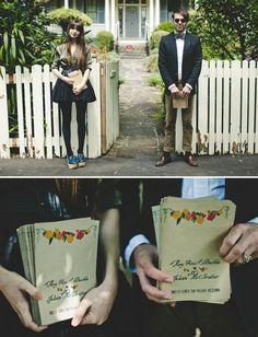 An Australian Handmade Wedding: Amy + Julian