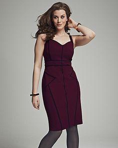 Bespoke Bodycon Contour Dress | Simply Be