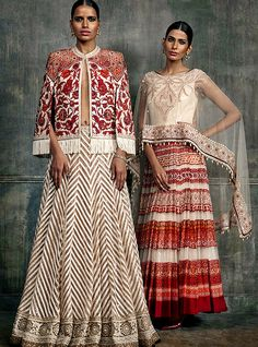 """Tarun Tahiliani Spring/Summer 2016 Collection """