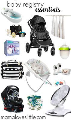 9b90a9347f0 Mama Loves Little  Baby Registry Essentials  buybuy BABY! buybuy BABY has  it ALL! This is my favorite place to go for baby items. It is honestly so  much fun ...