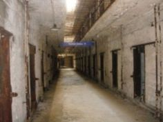 Eastern State Penitentiary Black Shadow at the end of the hall - Figures and faces - Gallery - Ghost Mysteries Discussion Forums