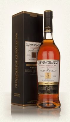 Glenmorangie Quinta Ruban 12 Year Old  recommended by Thomas, bought for dad this last year