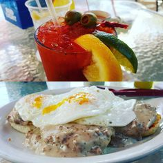 thatchillaxdude.com #thatchillaxdude  I'm just gonna start off by saying that I know biscuits & gravy isn't the best breakfast choice but the Bloody Mary is practically a health drink!  #travel #instatravel #worldtravel #walkabout #wanderlust #sightseeing #instalike #wander #wandern #followyourarrow #instafood #cheatdayeveryday #brunch #breakfast #lunch #breakfastforlunch #showmeyoureggs #eggs #overeasy #bloodymary #colorado #coloradosprings #manitousprings