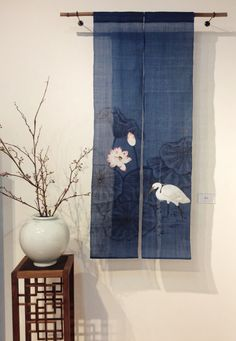 Interior Simple, Asian Interior, Interior Design, Boho Living Room, Living Room Decor, Quilted Curtains, Garden Pond Design, Japanese Style House, Korean Painting