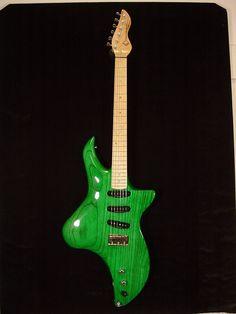 Oren Clark Custom Hand-Made Guitars