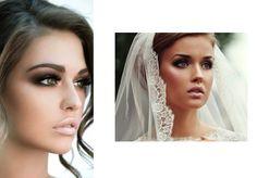 Choosing the Perfect Wedding Day Makeup Hairdo Wedding, Wedding Day Makeup, Wedding Beauty, Dream Wedding, Wedding Stuff, Beauty Skin, Hair Beauty, Nude Lip, Face Hair