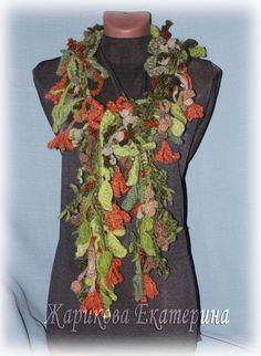 Шапочки, шарфы, накидки, шали Шапочки, шарфы, накидки, шали #742