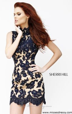 Sherri Hill 21188 Dress - MissesDressy.com  #MissesSherriHill