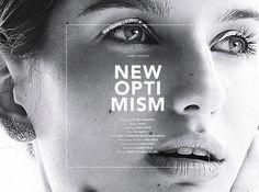 Stories Collective / New Optimism / Photography Mili Malinovic / Styling Milay Make Up Anna Kosir / Hair Iva Baletic Model Ines at Midikenn model management / Retouching Jasmin Celjo / Design Bruno Tatsumi at U.I.WD.