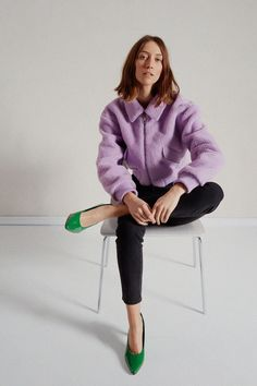 The complete Tibi Pre-Fall 2018 fashion show now on Vogue Runway.