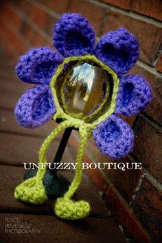 Floppy Flower Bonnet « The Yarn Box ~ free pattern